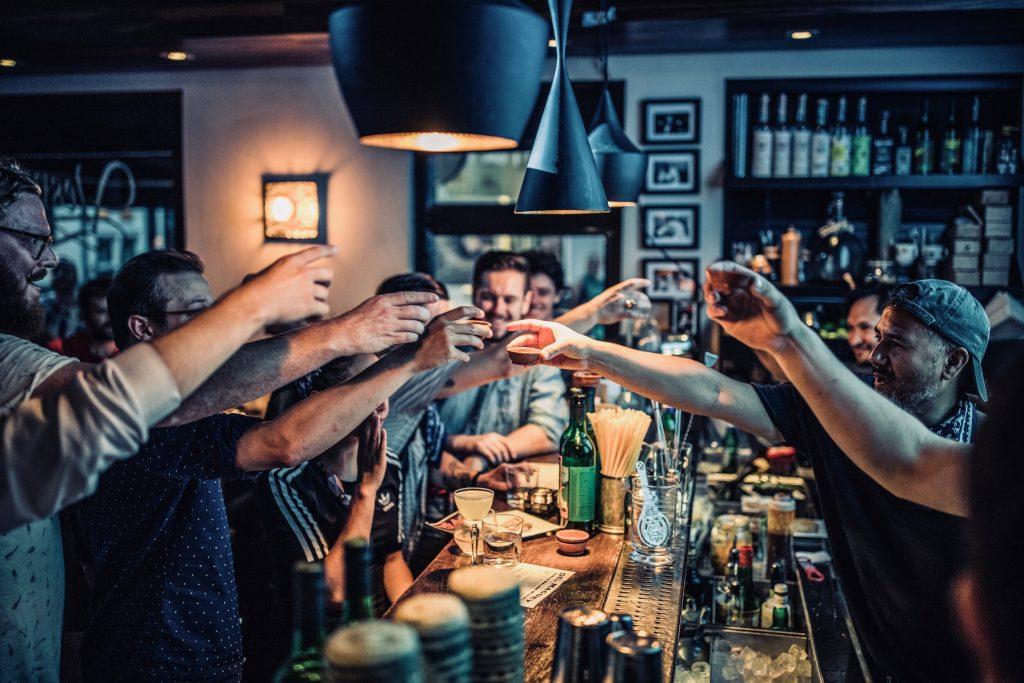 Impressie Vesper Bar Amsterdam